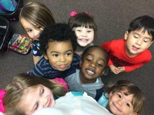 Epiphany Preschool Students 10_18