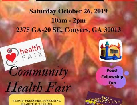 Fall Festival & Health Fair