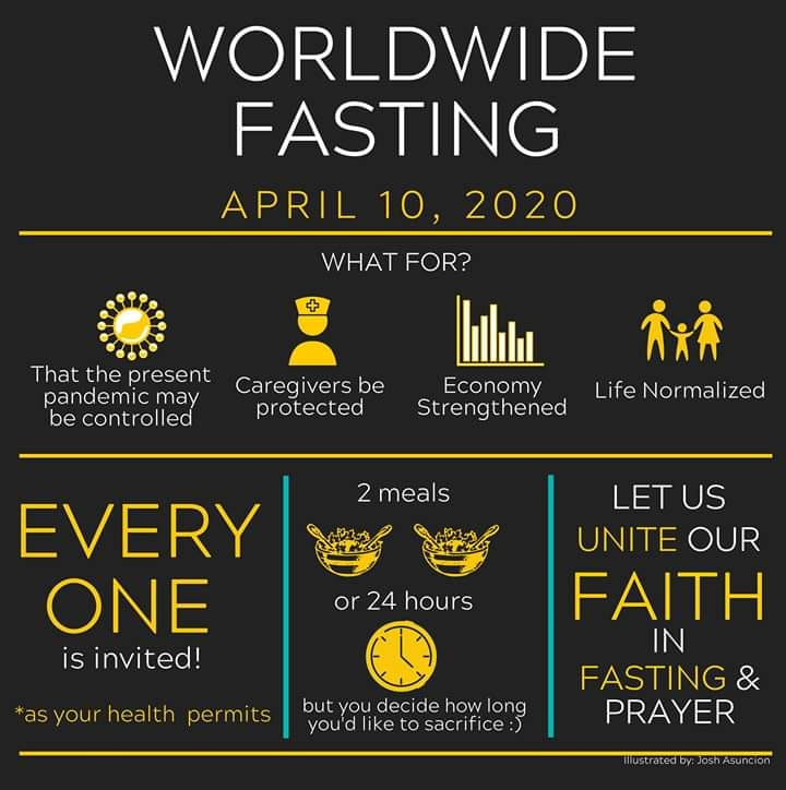 Worldwide Fasting Day